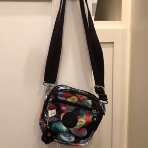 special edition rainbow Kipling bag NWOT
